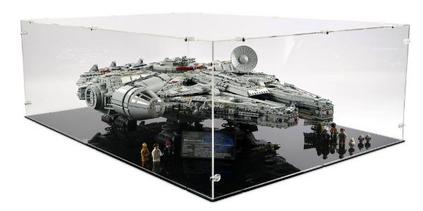 LEGO UCS Falcon Acrylic Display
